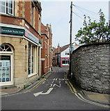 ST3049 : No parking in Chapel Street,  Burnham-on-Sea by Jaggery