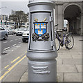 O1334 : Lamppost, Dublin by Rossographer