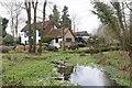 SU5631 : Pond Near the Inn by Bill Nicholls