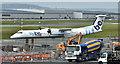 J3775 : G-ECOM, Belfast City Airport (May 2016) by Albert Bridge