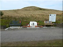 NS2573 : Restored memorial well by Lairich Rig