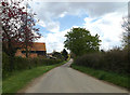 TM1852 : Low Road, Swilland by Adrian Cable
