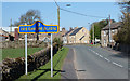 NY8738 : A689 entering Ireshopeburn by Trevor Littlewood