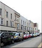 ST3049 : On-street parking, Regent Street, Burnham-on-Sea by Jaggery
