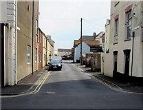 ST3049 : John Street, Burnham-on-Sea by Jaggery