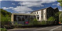 SD9726 : Callis Mill by Peter McDermott