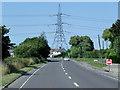 TF2236 : A52 near Bicker, Donington Road by David Dixon