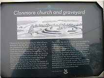 S9431 : Clonmore graveyard plaque by David Purchase