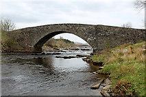 NN2939 : Bridge of Orchy by Chris Heaton