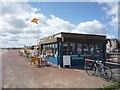 TG5308 : Beach Hut Cafe, Great Yarmouth by JThomas