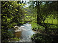 SE8389 : Ford crossing of Levisham Beck by Christopher Hall