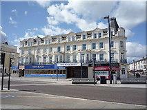 TG5307 : New Beach Hotel, Great Yarmouth by JThomas