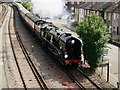 TQ3165 : Steam Special to Southampton by Peter Trimming