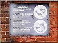 SJ7496 : Rabies Prevention by David Dixon