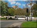 SE3171 : Bus on Bondgate Green by Stephen Craven