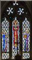 TF0087 : East window, Ss Peter & Paul church, Owmby-by-Spital by Julian P Guffogg