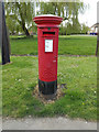 TM1250 : Gipping Road Postbox by Adrian Cable