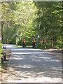 SK6363 : Segway Convoy by Gordon Griffiths