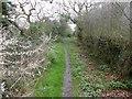 SJ4669 : Ferma Lane by Dave Dunford