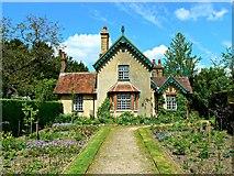 TQ1352 : Garden Cottage, Polesden Lacey, Great Bookham, near Dorking by Brian Robert Marshall