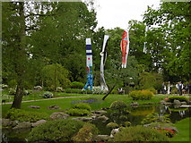 TQ2479 : In the Kyoto Garden at Holland Park by Marathon