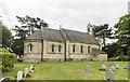 TF0376 : St Edward's church, Sudbrooke by J.Hannan-Briggs