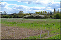 SP3879 : Open space in the Sowe Valley east of Sowe Bridge, Walsgrave, Coventry by Robin Stott