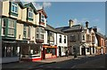 ST0207 : Fore Street, Cullompton by Derek Harper