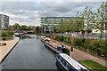 TQ3083 : Regent's Canal, London N1 by Christine Matthews