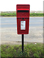 TM1151 : 253 Stowmarket Road Postbox by Adrian Cable