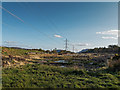 NH6232 : New Power Lines by valenta