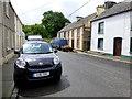 G9169 : A quiet street, Ballintra by Kenneth  Allen