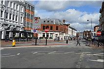 TQ5839 : Town centre, Tunbridge Wells by N Chadwick