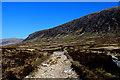 NN2555 : West Highland Way below Beinn a' Chrùlaiste by Chris Heaton