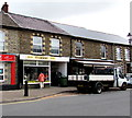 SN7810 : Tŷ Croeso Day Hospice charity shop, Ystradgynlais by Jaggery