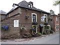 SO3828 : The Dog Inn, Ewyas Harold, Herefordshire by Jeff Gogarty