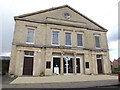 TM0854 : Needham Market United Reformed Church by Geographer