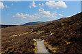 NN2059 : West Highland Way below Meall Ruigh a' Bhricleathaid by Chris Heaton