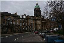 NT2473 : Edinburgh : Charlotte Square by Lewis Clarke