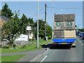 TF3230 : A17 Washway Road by David Dixon