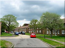 TQ1711 : St Cuthman's Road, Steyning by Simon Carey