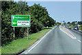 TF3725 : Westbound A17 near to Holbeach by David Dixon