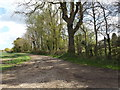 TM3987 : Bridleway to Church Road by Geographer