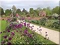 SP1772 : Garden at Packwood House, near Kingswood by Robin Stott