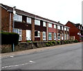 SO6303 : Row of five houses, Hams Road, Lydney by Jaggery
