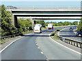 TF6118 : A47/A148 Junction at King's Lynn by David Dixon