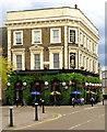 "TQ2884 : ""George IV"" public house, Holmes Road, Kentish Town by Julian Osley"
