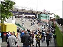 TQ1986 : Wembley Park Station by Richard Webb