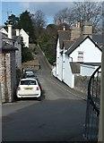 SX9364 : Back street, Wellswood by Derek Harper