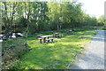 NX3778 : Picnic Area, Glen Trool by Billy McCrorie